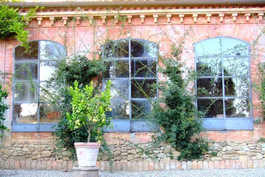 Matrimonio Limonaia Toscana : Parco in toscana nel chianti la linonaia
